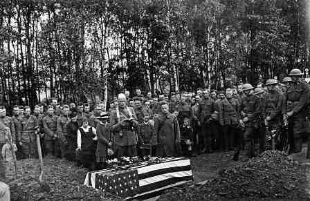 A Funeral in France