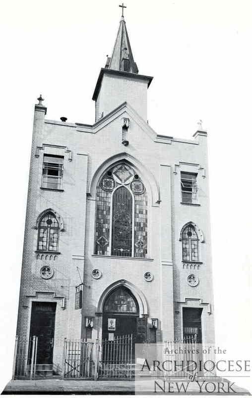 Church of Sts. Cyril and Methodius, Manhattan
