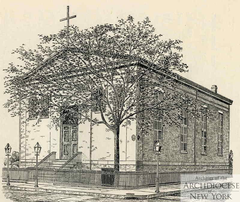 Church of St. Stanislaus, Manhattan