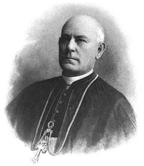 Bishop John Spalding