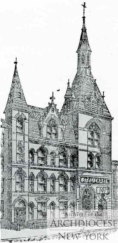 Church of St. Elizabeth of Hungary, Manhattan