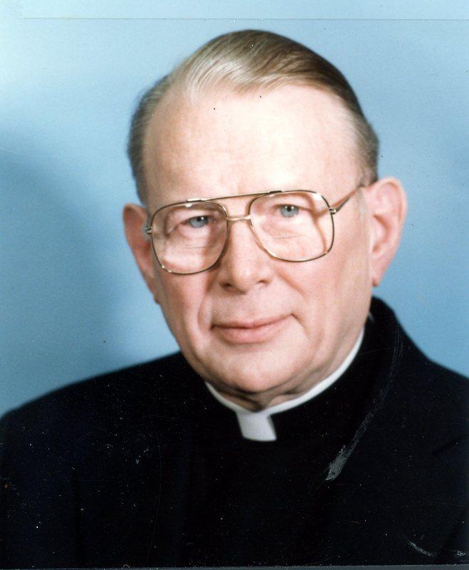 Monsignor Richard B. Curtin