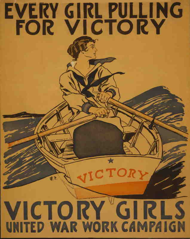 Victory Girls Poster