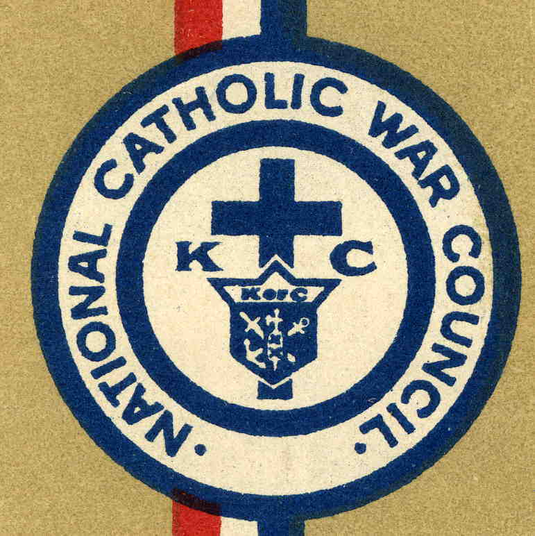 National Catholic War Council Logo