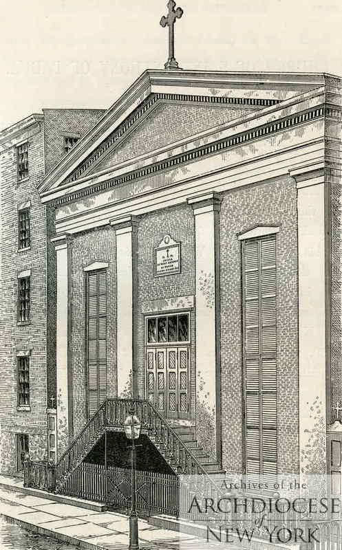 Church of St. Anthony of Padua, Manhattan