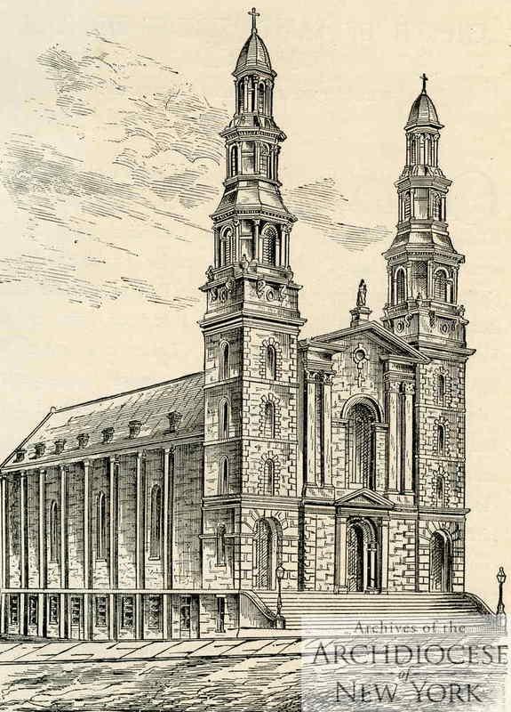 Church of St. Vincent de Paul, Manhattan