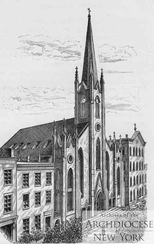 Church of St. Nicholas, Manhattan