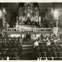 Funeral of Mother M. Aloysia