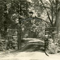 entrance to Good Counsel College