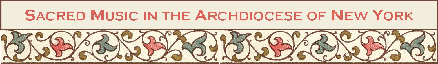 Archives of the Archdiocese of New York Digital Collections